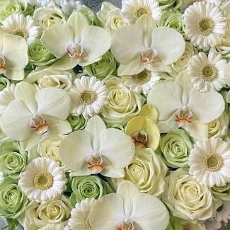 Bouquet de Julien Blanc