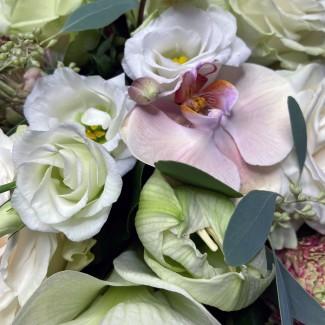 Bouquet de Julien Pastel