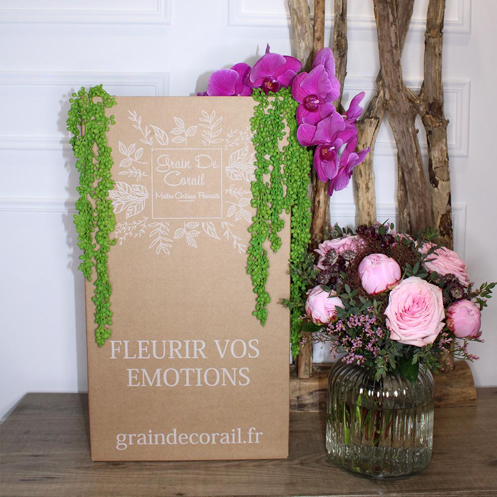 Livraison fleurs partout en france